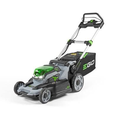 EGO 20 in. 56-Volt Lithium-Ion Walk-Behind Electric Mower Kit-LM2001-X - The Home Depot