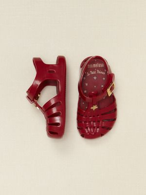 Mini Melissa Shoes❤ i used to wear them when I was a child to go to the beach! :)