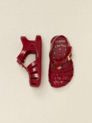 Mini Melissa Shoes  #baby #shoes #melissa