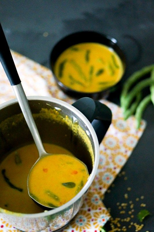 """Yummy Yellow"" – Coconut Tumeric Soup   I shared it with one of my Health Coaching clients and she named it Yummy Yellow so since then that name has stuck with our family. This is definitely a family winner, we love it for breakfast, lunch or dinner. My kids are always requesting this in the winter …"