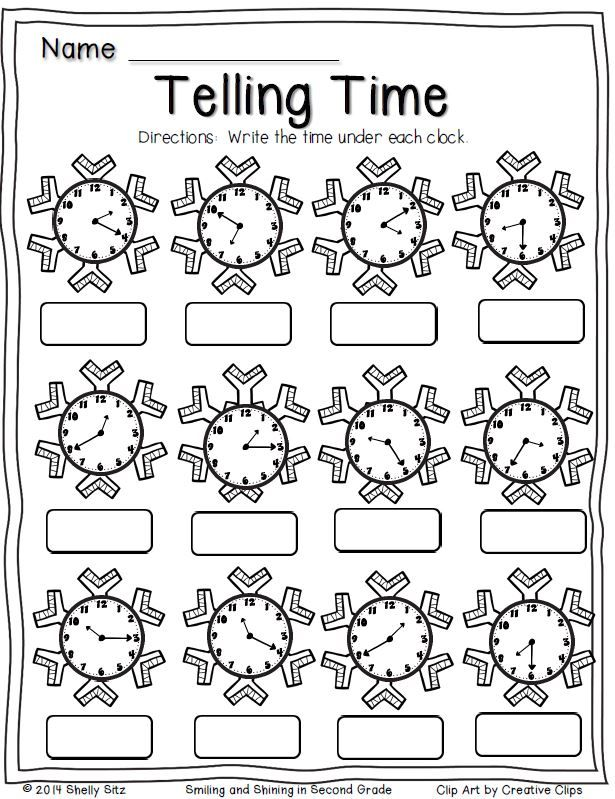 Time Worksheets telling time worksheets kindergarten : 16 best Worksheets and projects Kindergarten-Third Grade images on ...