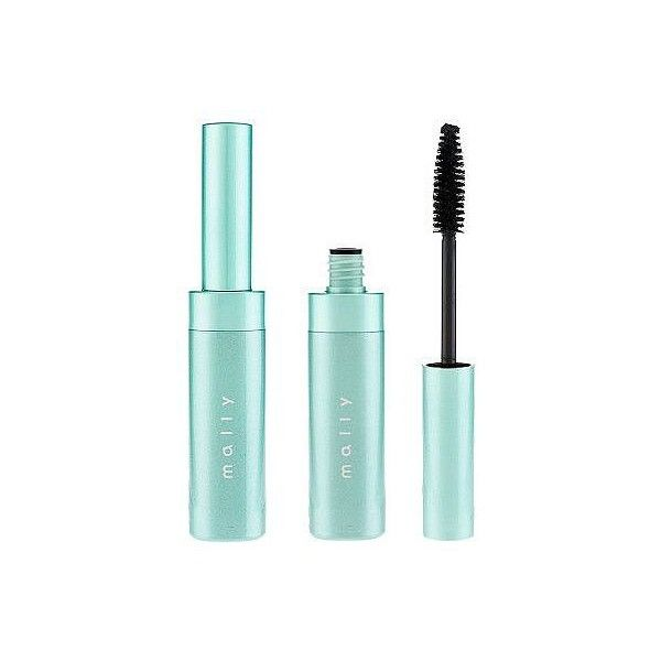 Mally Micro-fiber Mascara Primer Duo (£20) ❤ liked on Polyvore featuring beauty products, makeup, beauty, cosmetics, eye makeup, mascara, mally cosmetics, mally makeup and mally beauty products
