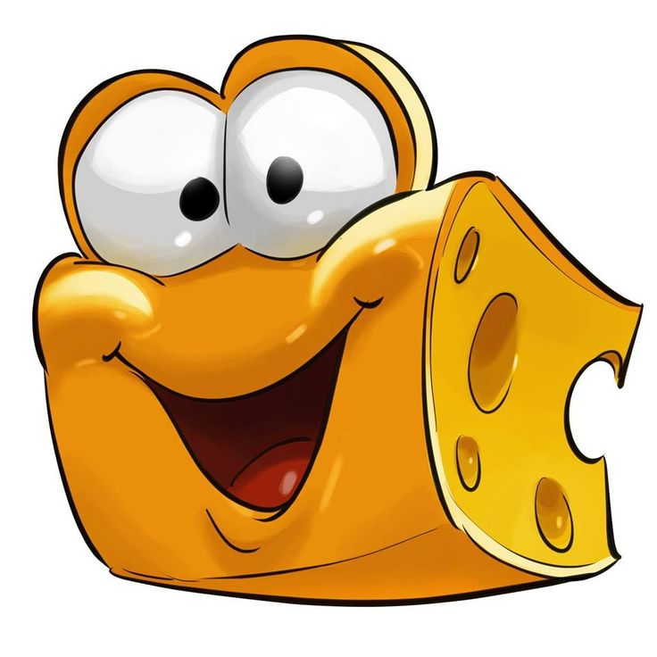 The cheese of Truathe! Neej!