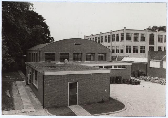 Textiel. Ververij van de textielfabriek van Diepen. Foto 024560 Regionaal Archief Tilburg