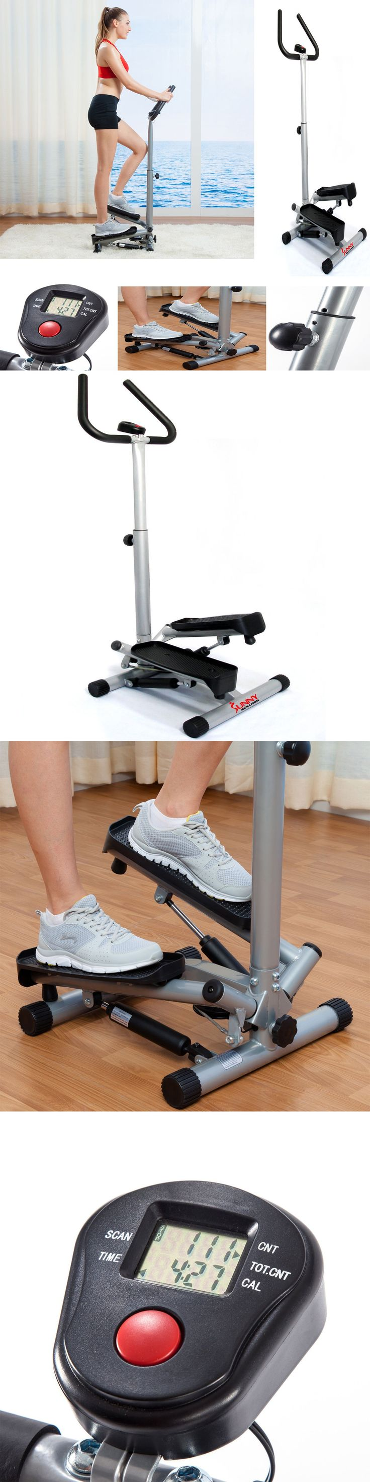 Stair Machines and Steppers 28062: Elliptical Exercise Machine Fitness Twister Stepper Climber Cardio Workout Gym -> BUY IT NOW ONLY: $73.42 on eBay!