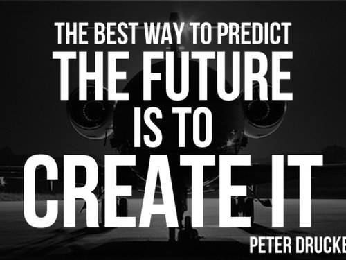 What kind of future are you creating