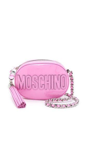 Moschino Patent Leather Moschino Bag
