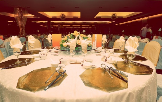 Noble Banquet Wedding, Bukit Bintang, KL