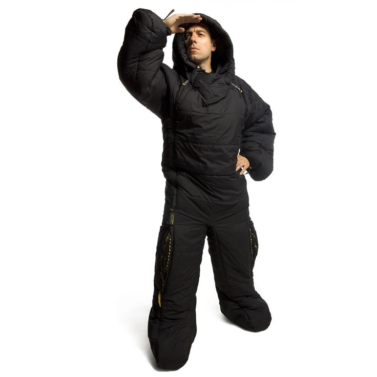 MusucBag Sleeping Bag Suit