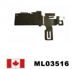 OEM iPhone 3G 3Gs Sensor Flex Cable Clamp Metal Holder  Price = $7.50