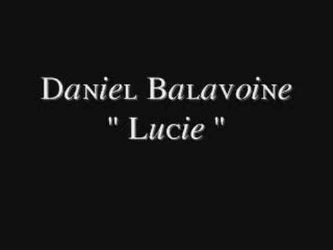 Daniel Balavoine - Lucie