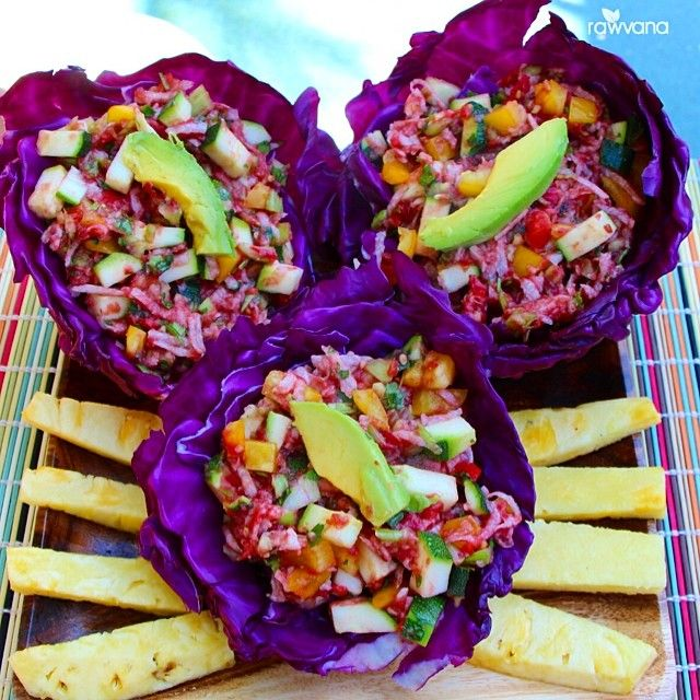 56 best raw vegan recipes images on pinterest vegan meals vegan salsa cabbage boats tomato celery zucchini cilantro green onion parsley raw food recipesrabbit foodveggie forumfinder Choice Image