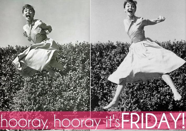 A #disfrutar del fin de semana!