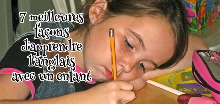 7 meilleures façons d'apprendre l'anglais avec un enfant: www.FunandEnglish.com l Formation d'anglais en ligne FUN