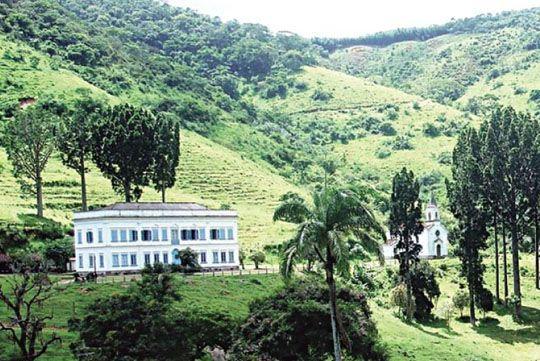 Fazenda Santa Genoveva - Rio das Flores - RJ - Brazil