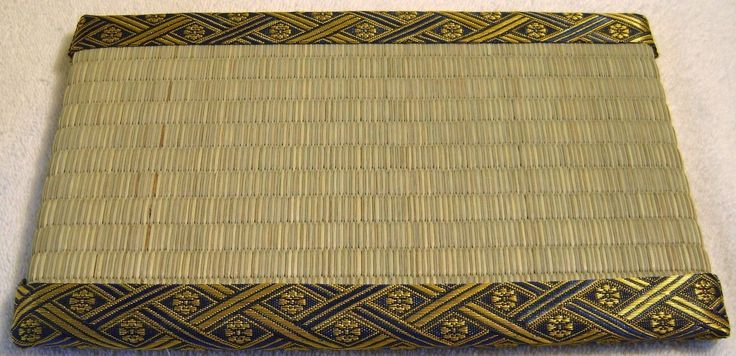 "10"" Tatami Japanese Sleeping Mat Doll Accessory Miniature 2"
