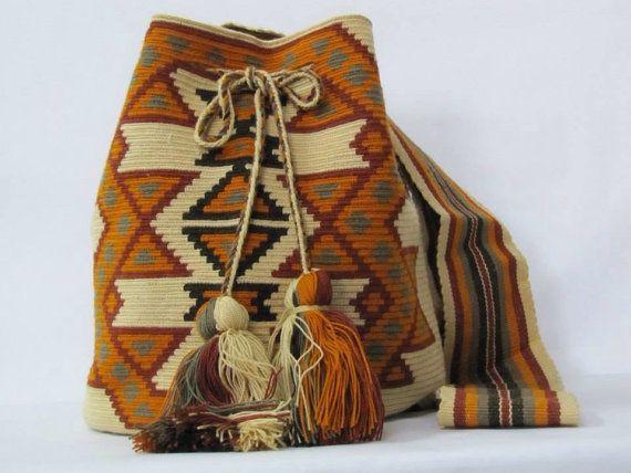 Earth Love Mochila shoulder Bag Beautiful handmade by PavanaFit