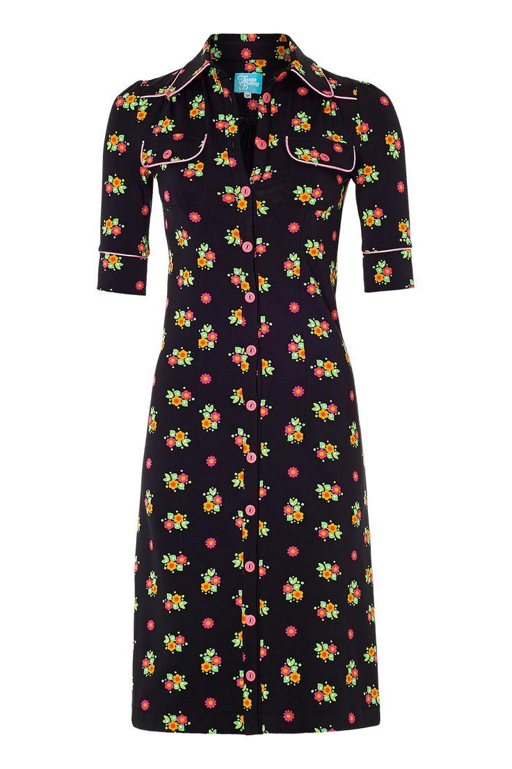 Tante Betsy dress Betsy Black
