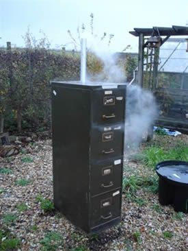 Food smoking courses in Cumbria - Cold Smokers - How Do You Smoke Food
