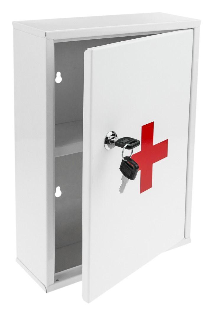 Primematik Armoire A Pharmacie Murale En Acier Pour Medicaments
