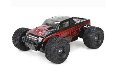 ECX Ruckus Monster Truck 4WD 2,4GHz 1:18 RTR http://modele.germanrc.pl/pl/p/ECX-Ruckus-Monster-Truck-4WD-2%2C4GHz-118-RTR/4684