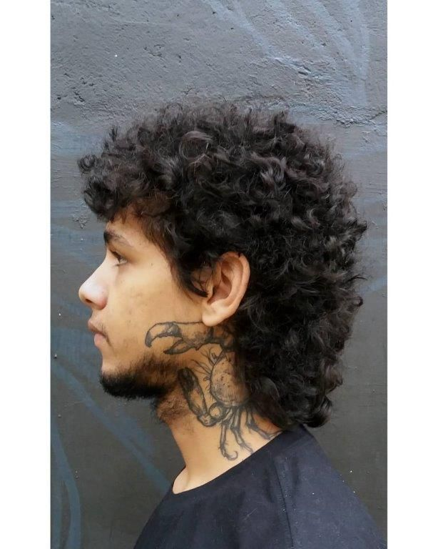 Mexican Mullet : mexican, mullet, Https://coolmenshair.com/wp-content/uploads/mexican-mullet-6.jpg, Mullet, Hairstyle,, Haircut