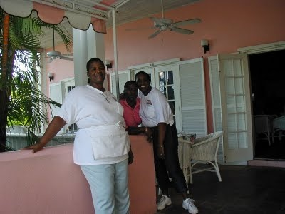 Wally's restaurant, Marsh Harbour, Abaco