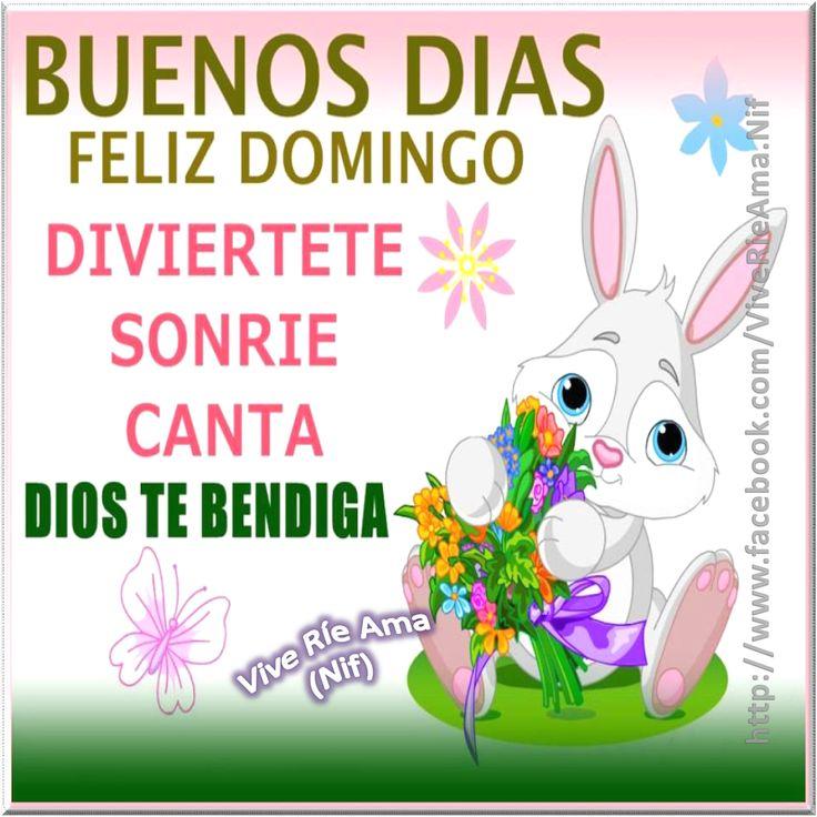 Buenos D 237 As Feliz Domingo Http Www Facebook Com