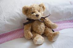 Классический плюшевый медведь