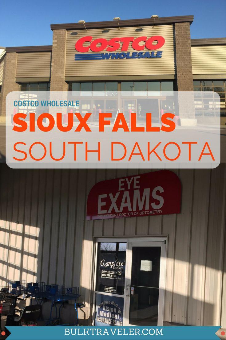 BulkTraveler takes a trip to Costco Sioux Falls, South Dakota. The Sioux Falls Costco location is the only location in South Dakota.