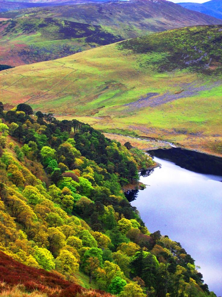 Wicklow Mountains National Park, Ireland