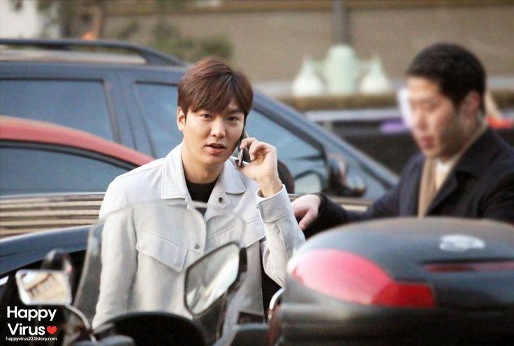 "Lee Min Ho - ""Gangnam Blues"" Premium Screening Special Fan Meeting - 31.01.2015"
