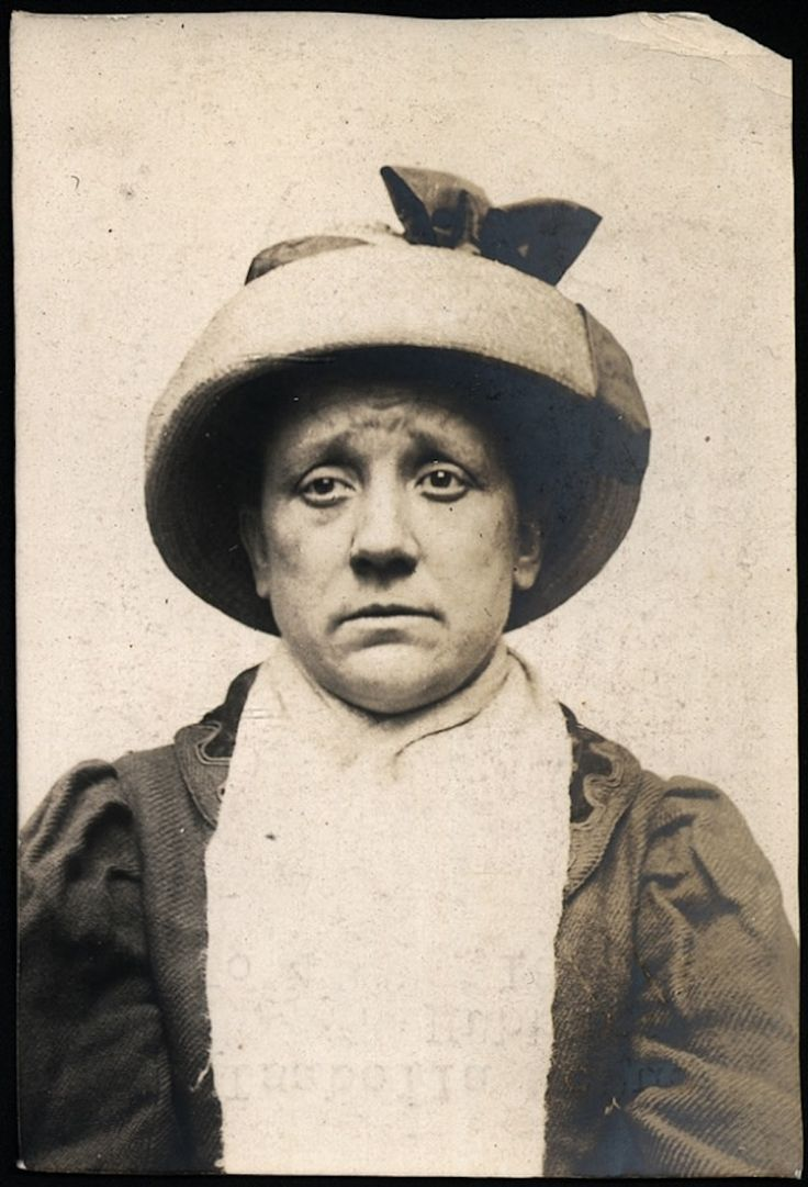 The vintage mugshots of shoplifters bank robbers and murderers from - Mugshots Of Criminals From North Shields Taken During First World War