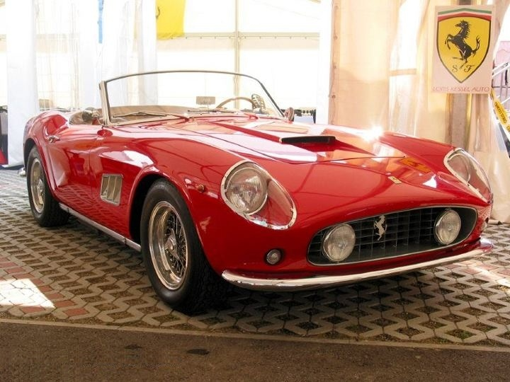 Ferrari 250 GT California - just add Ferris, Cameron and Sloane!