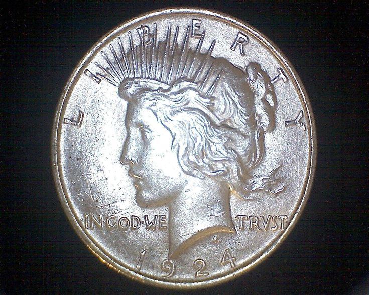 1924 PEACE SILVER DOLLAR #15894  Price : $36.00  Ends on : 4 weeks Order Now