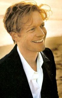 Eric Stoltz, the reason they invented ginger hair....