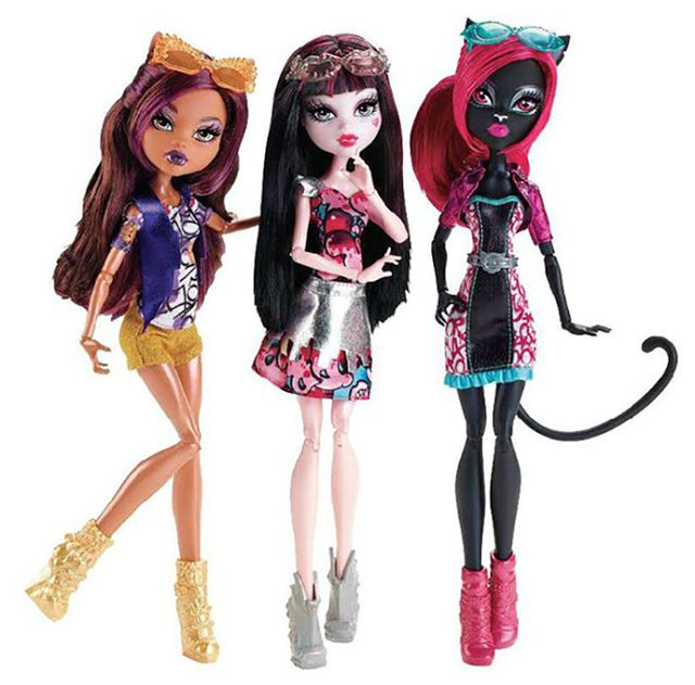 1387 best monster high images on Pinterest  Monsters Monster