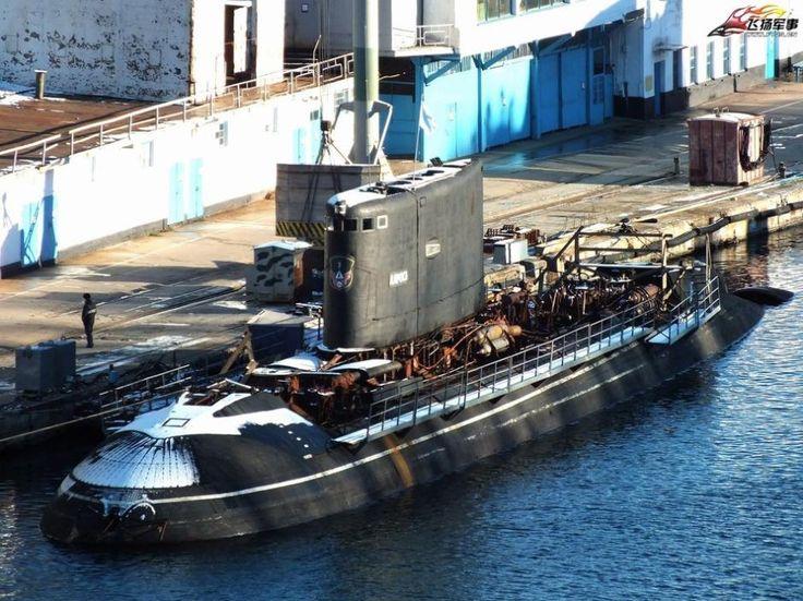 «Черная дыра в море» - Подводные лодки проекта 877 «Палтус» (9)