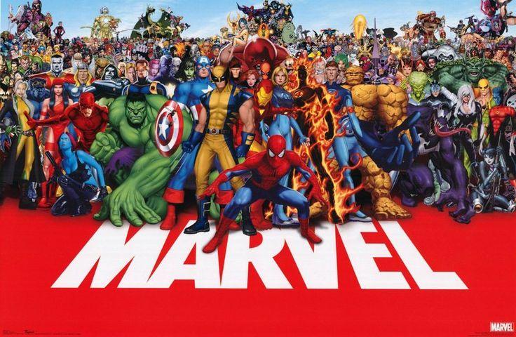 Marvel: empresa congestiona ainda mais o calendário do cinema  #disney #marvel #warner #dc #fox #sony #calendáriomarvel #calendáriodc #FFCultural #FFCulturalCinema #avengers #batman #batmanvsuperman #blackpanter #fantasticfour #bighero6 #avatar #starwars #starwarsvii