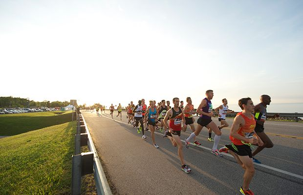 The 50 Best Half-Marathons in the U.S. - Garry Bjorklund Half Marathon in Duluth, MN...one of the most gorgeous courses along Lake Superior; June 21, 2014, 12hr drive