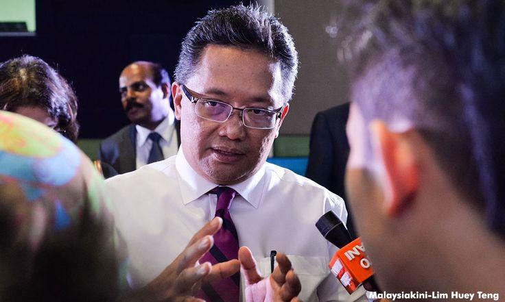 Rafizi berniat jahat sabotaj ekonomi M'sia sembang Rahman Dahlan http://ift.tt/2sGNwEK