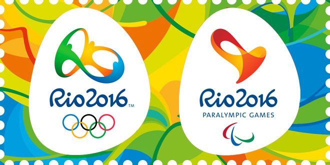 Rio 2016 Olympic stamps Collection Philatelynews