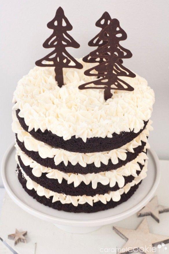 Caramel Cookie - Mesa dulce de Navidad. Que no molaríen els numerets del cumple de xocolate?