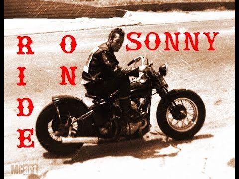 """81 FOUNDING MEMBER RALPH HUBERT """"SONNY"""" BARGER Ride on Sonny -..."""