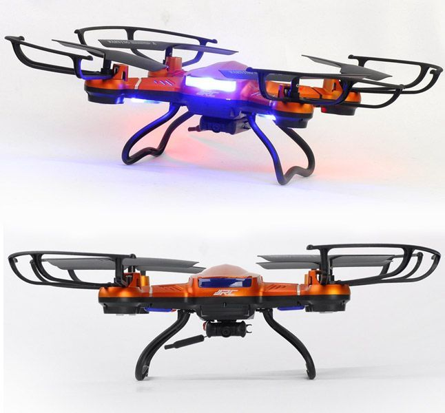 JJRC H12W WIFI RC Drone With Camera Best Toy Quadcopter The