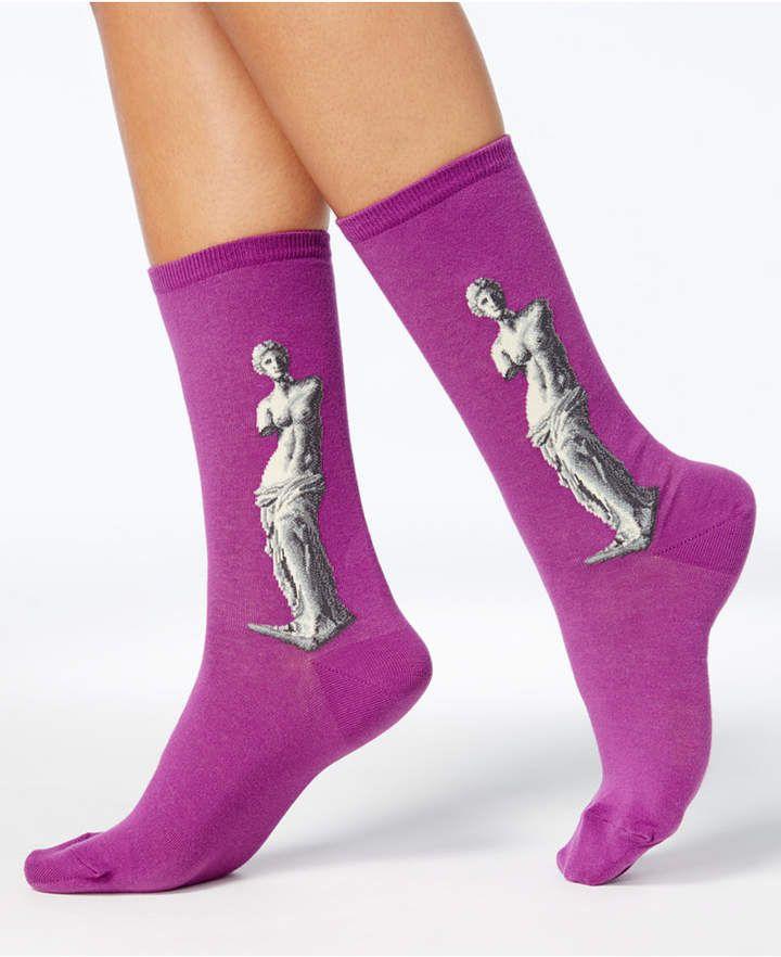 Hot Sox Women's Venus De Milo Socks