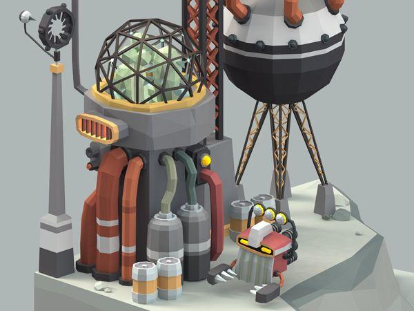 http://www.behance.net/gallery/Ecology-series/1005863