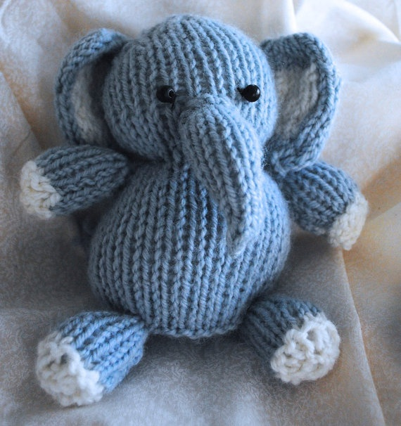 410 best images about knit toys on Pinterest