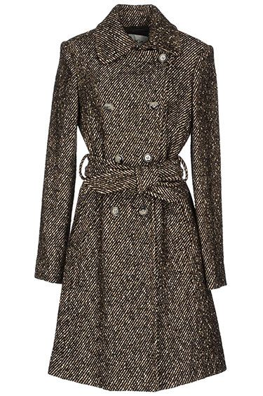 Fresh Coats: 10 Winter Coat Trends Under $300 - BGN tweed coat