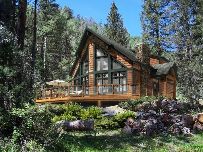 Ashland model by beaver homes and cottages includes for Beaver home designs